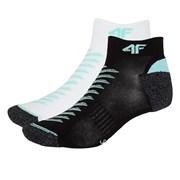 Dámské kotníčkové ponožky BW 2pack