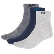 Pánské sportovní ponožky DGO 3pack