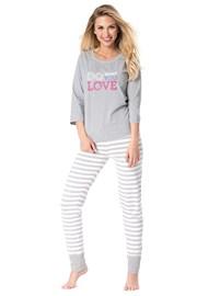 Dámské pyžamo Do you love