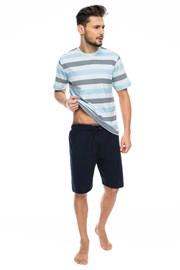 Pánské pyžamo Blue stripes