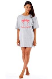 Dámská noční košile Flamingo