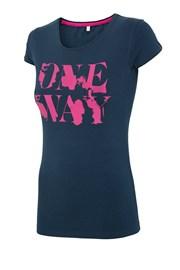 Dámské sportovní triko 4f OneWay Navy