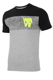 Pánské sportovní triko 4f Wave šedé