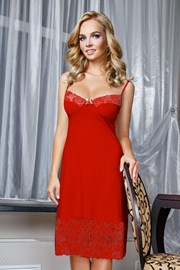 Elegantní košilka Valeria Red