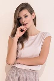 Dámské elegantní triko Vivian Pink