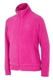 Dívčí fleesová mikina Pink 4f