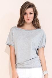 Dámské elegantní triko Zafira Grey