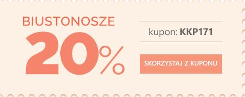 Biustonosze -20 %