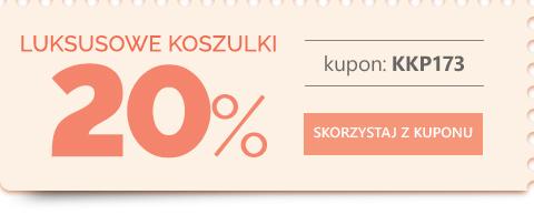 Luksusowe koszulki -20 %