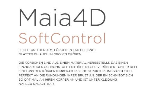 Maia4D Soft Control