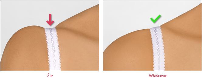 d6bdbec4d221bb Również na podstawie ramiączek możesz łatwo ustalić, że biustonosz jest  niewłaściwie dobrany. Jak już wspominaliśmy, większość wagi piersi powinna  spoczywać ...
