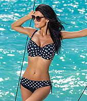 aa42d209cacb9c Za klasyczny dwuczęściowy kostium kąpielowy uznać można kostium, którego  krój miseczek oraz stopień usztywnienia podobny jest do kształtów  standardowych ...