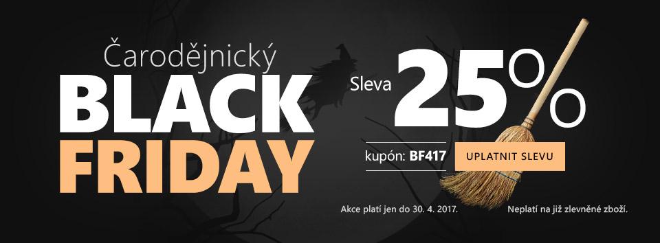 Black Friday 25 %