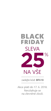 Black Friday -25 %.