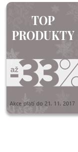 Top produkty -33 %.