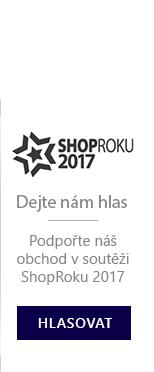 Hlasujte pro shop roku