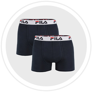 2 pack боксерки FILA