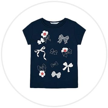 Тениска за момичета