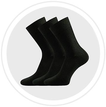 3 PACK μπαμπού κάλτσες