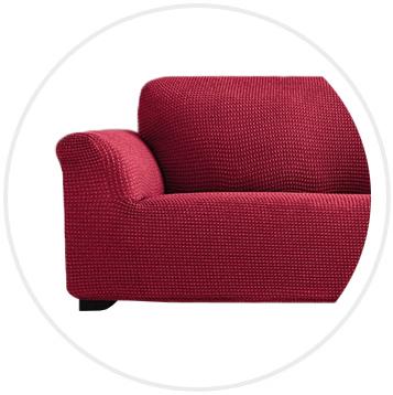 Kétszemélyes kanapéhuzat