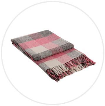 Vlněná deka Palermo