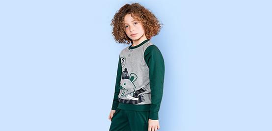 Fiú pizsamák