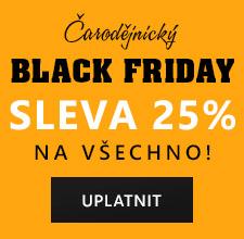 Black Friday -25 %