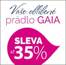 Gaia až 35 %.