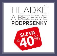 Podprsenky -40 %