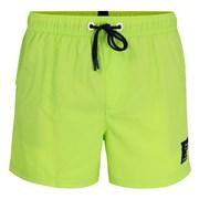 Pánské koupací šortky CECEBA Neon Green