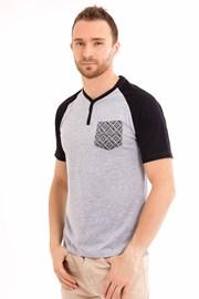 Pánské tričko MF Grey
