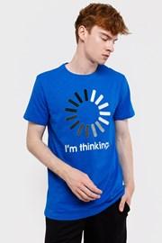 Pánské tričko MF Blue