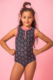 Dívčí jednodílné plavky Patricie