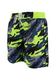Chlapecké koupací šortky Army