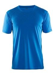 Pánské funkční triko Craft Mind SS modrá