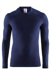Pánské triko CRAFT Warm Intensity Blue