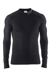 Pánské triko CRAFT Warm Intensity Black