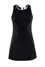 Šaty CRAFT Run Breakaway černé