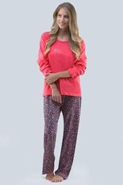 Dámské pyžamo Blossom růžové