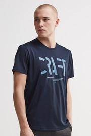 Pánské tričko CRAFT Eaze Mesh tmavěmodré