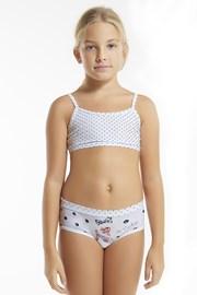 Dívčí komplet kalhotek a topu So Cute