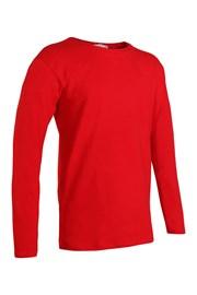 Dětské bavlněné triko s dlouhým rukávem Jadea