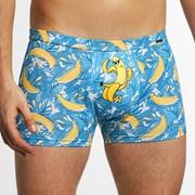 Pánské boxerky CORNETTE Banana