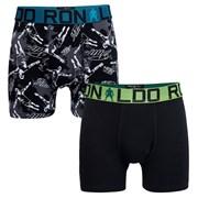 2 pack chlapeckých boxerek Christiano Ronaldo II