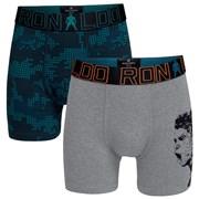 2 pack chlapeckých boxerek Christiano Ronaldo