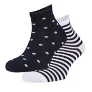2 pack ponožek Claire