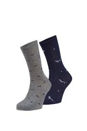 2 pack ponožek Perro
