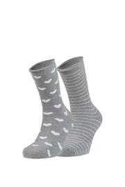 2 pack hřejivých ponožek Tina