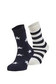 2 pack hřejivých ponožek Estrella