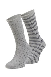 2 pack hřejivých ponožek Oscar